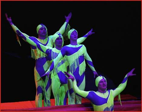 Zirkus - Artisten Ensemble