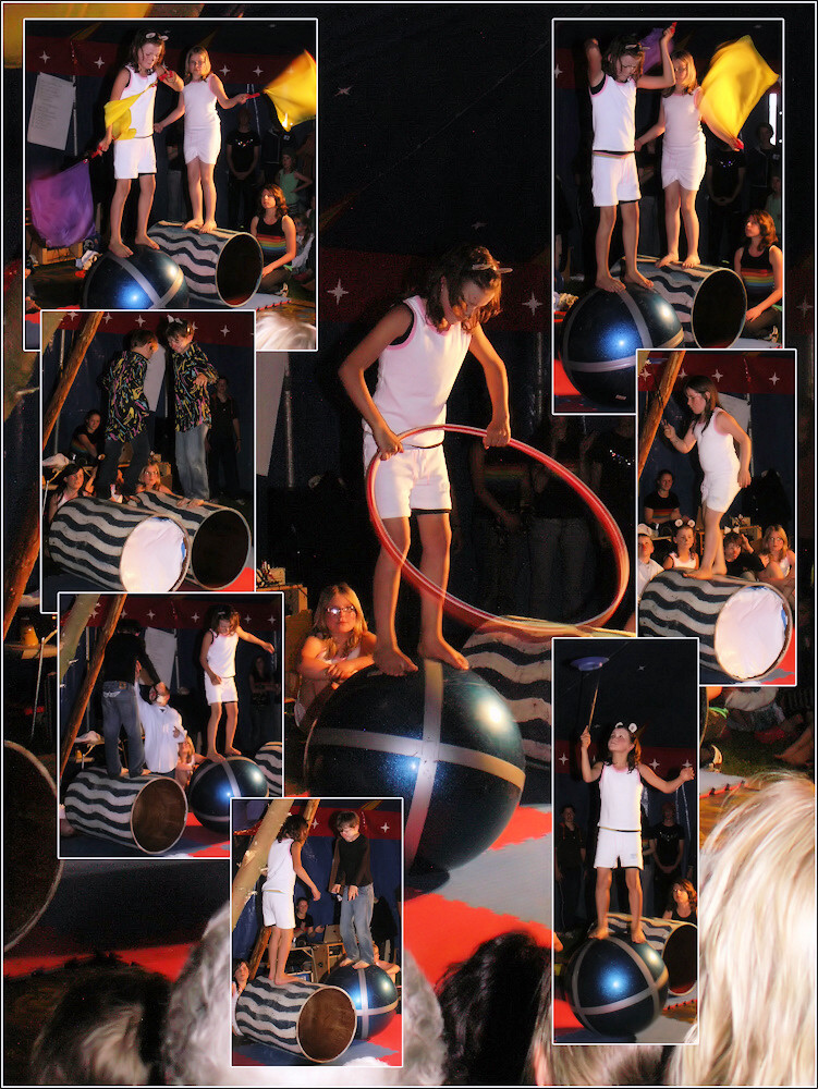 Zirkusschule Windspiel - Balance