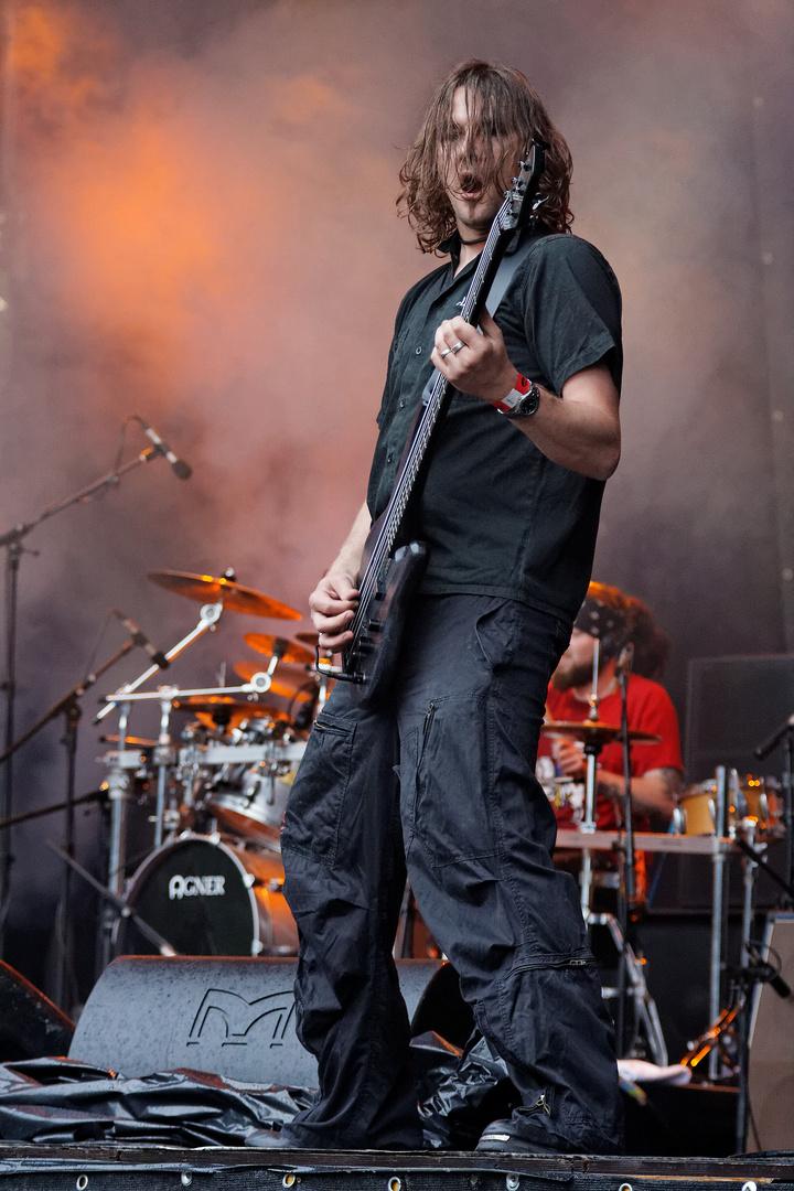Zita Rock - Tag 2 - Samsas Traum