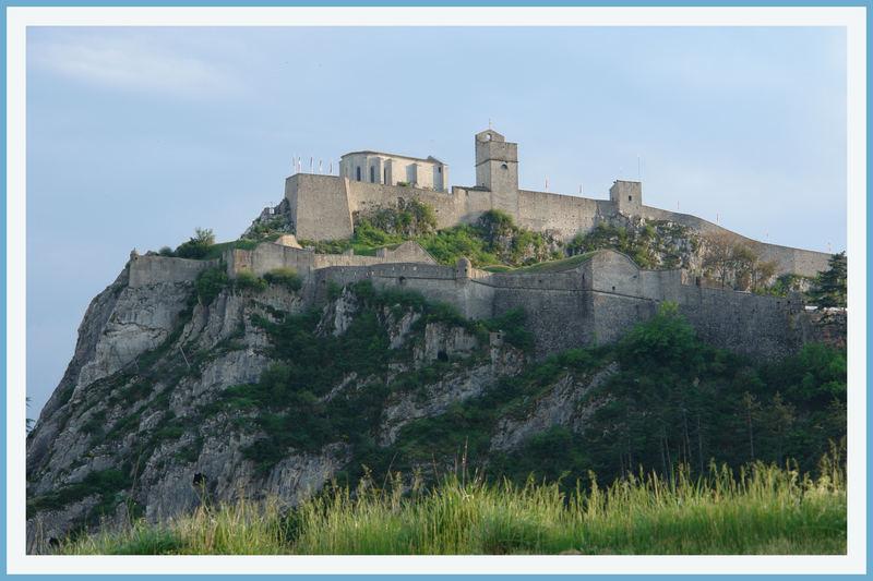 Zitadelle in Sisteron