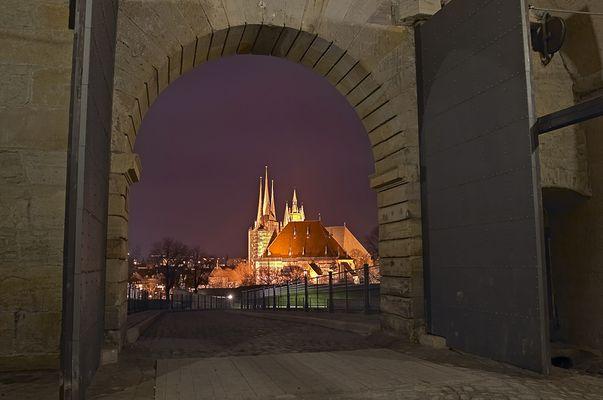 Zitadelle Petersberg  Erfurt