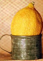 Zitronen-Becher