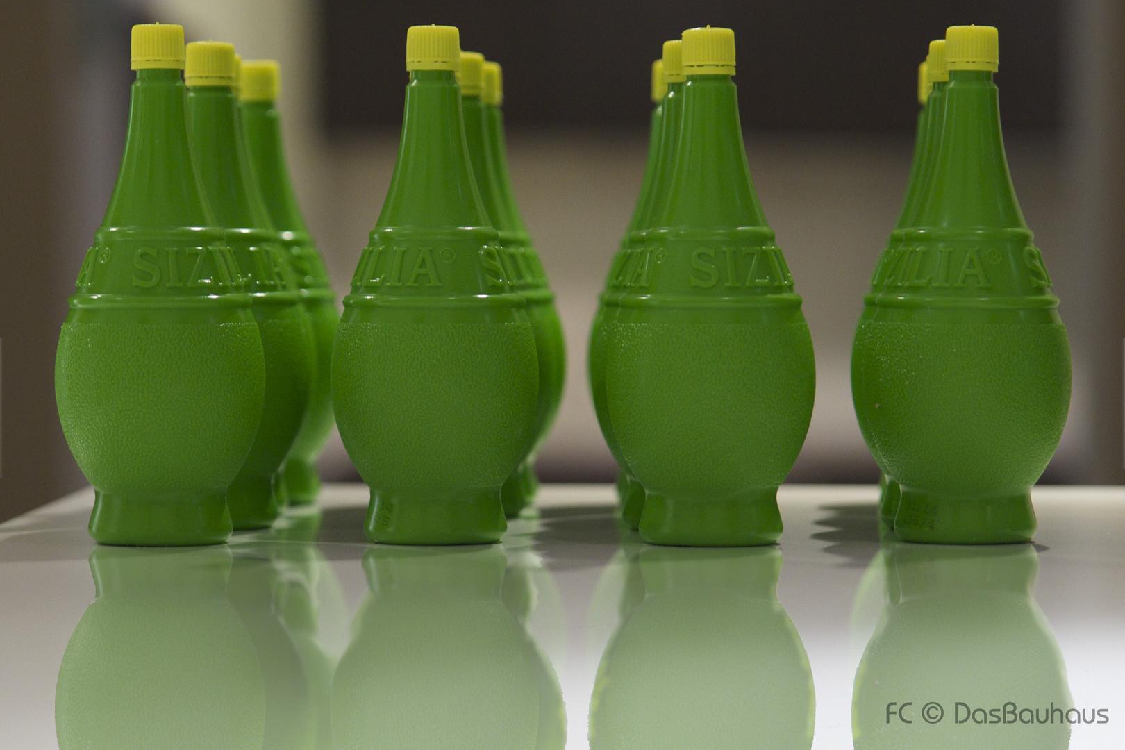 Zitronenflaschen bearbeitet
