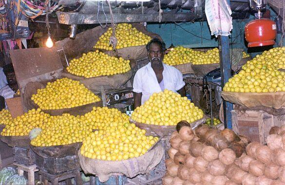 Zitronenverkäufer