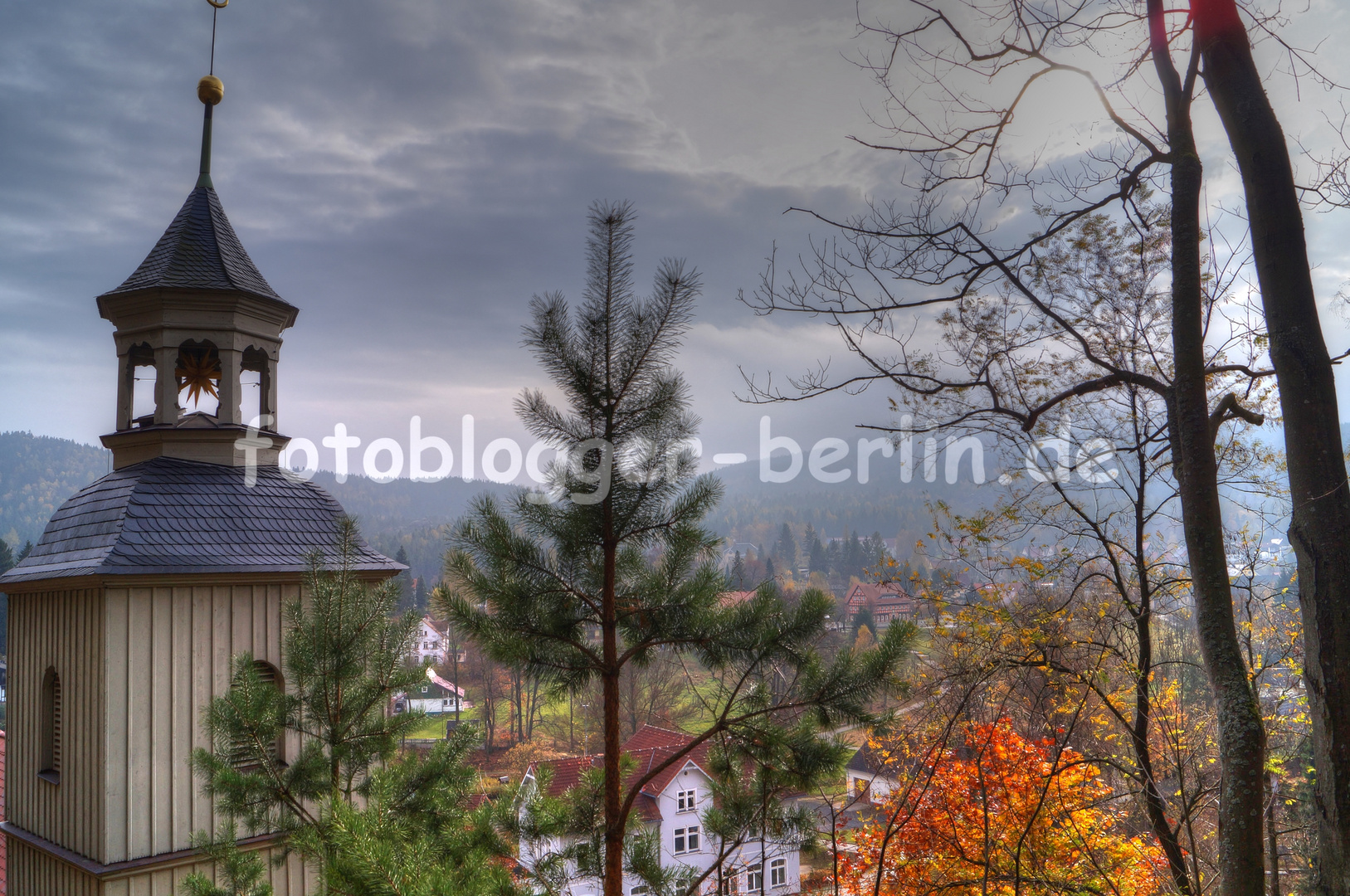 Zittauer Gebirge-Oybin