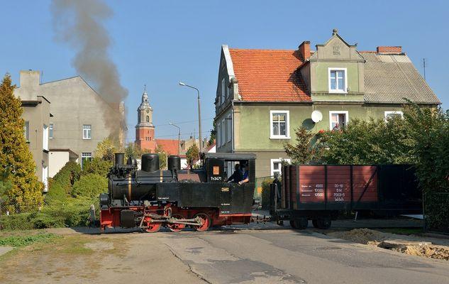 Znin - Ortsdurchfahrt I