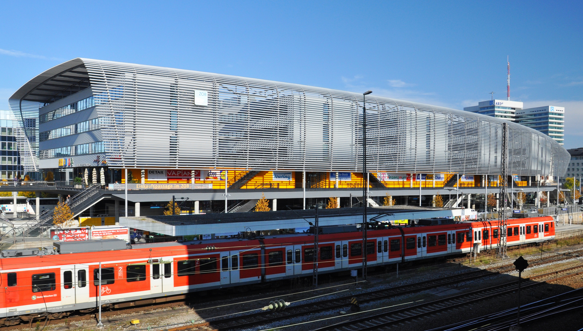 ZOB (Zentraler Omnibusbahnhof)