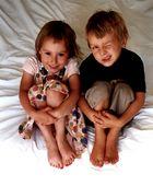 Zoe und Lukas