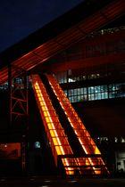 Zollverein at night