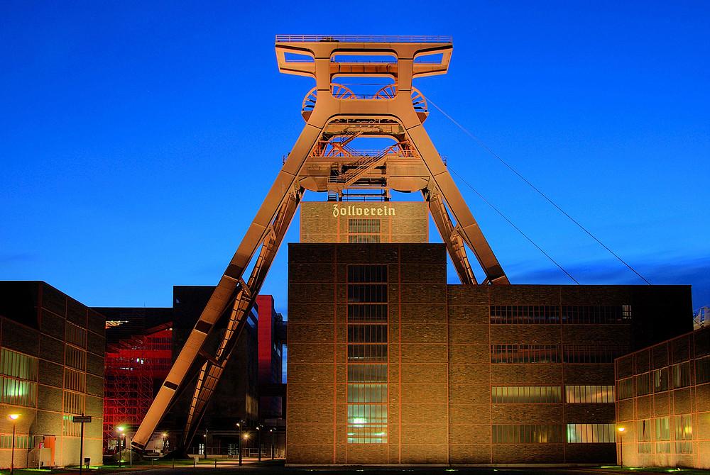 Zollverein Förderturm