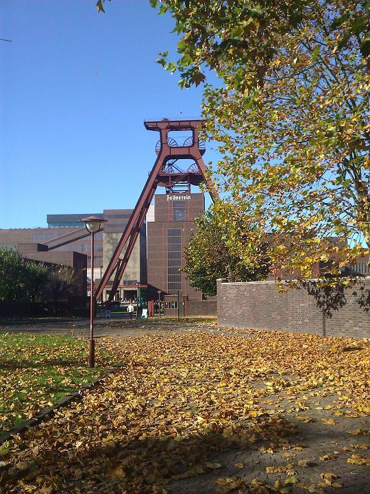 Zollverein Herbst