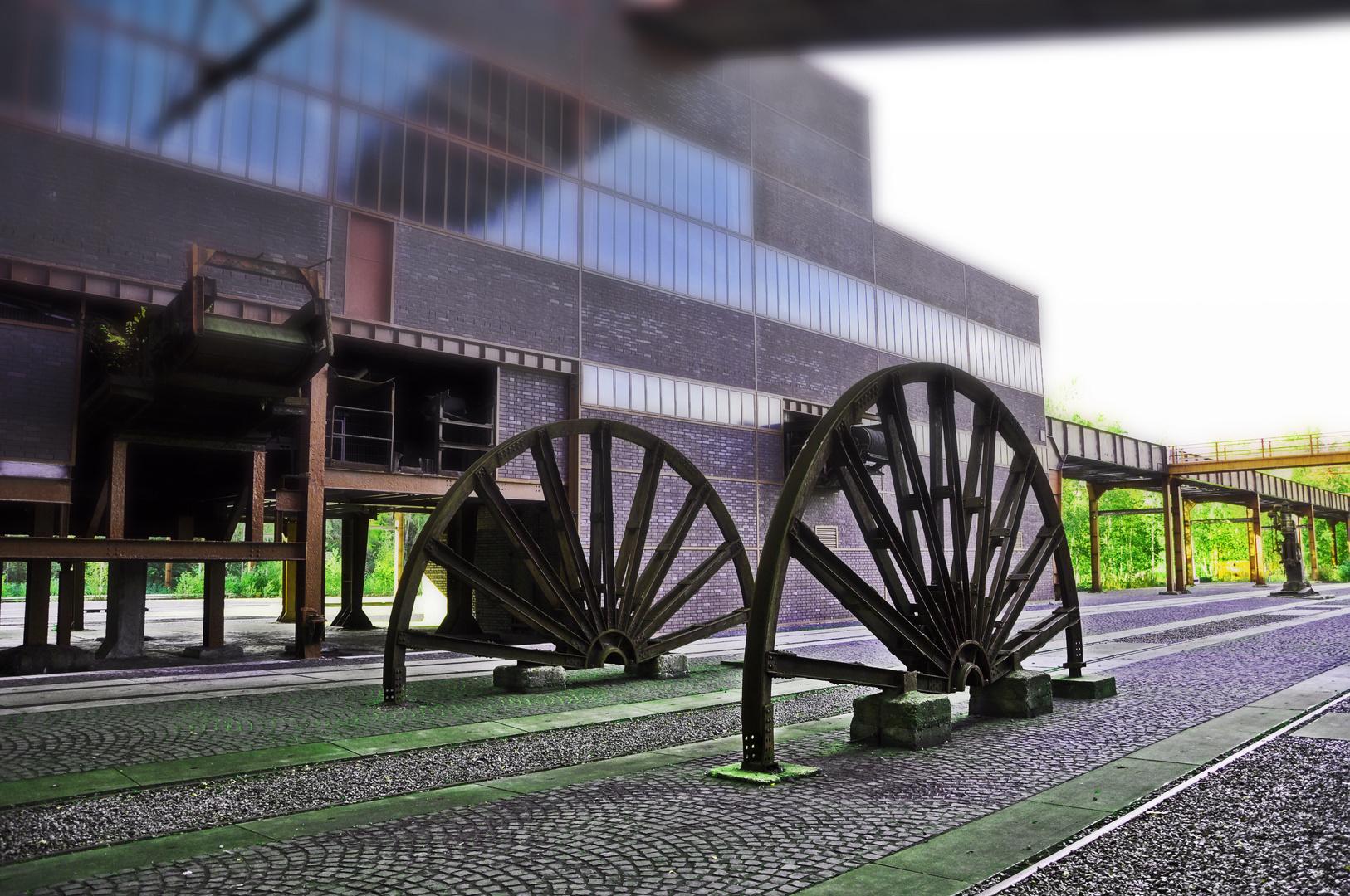 Zollverein Miniatur 2