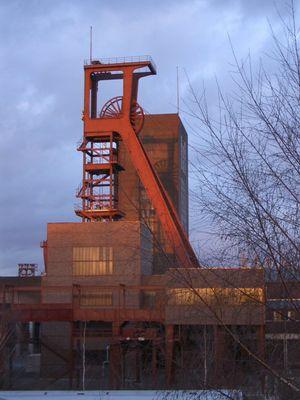 Zollverein Schacht 2