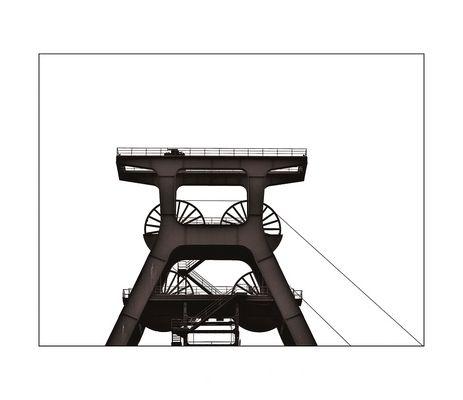 Zollverein - Schacht XII