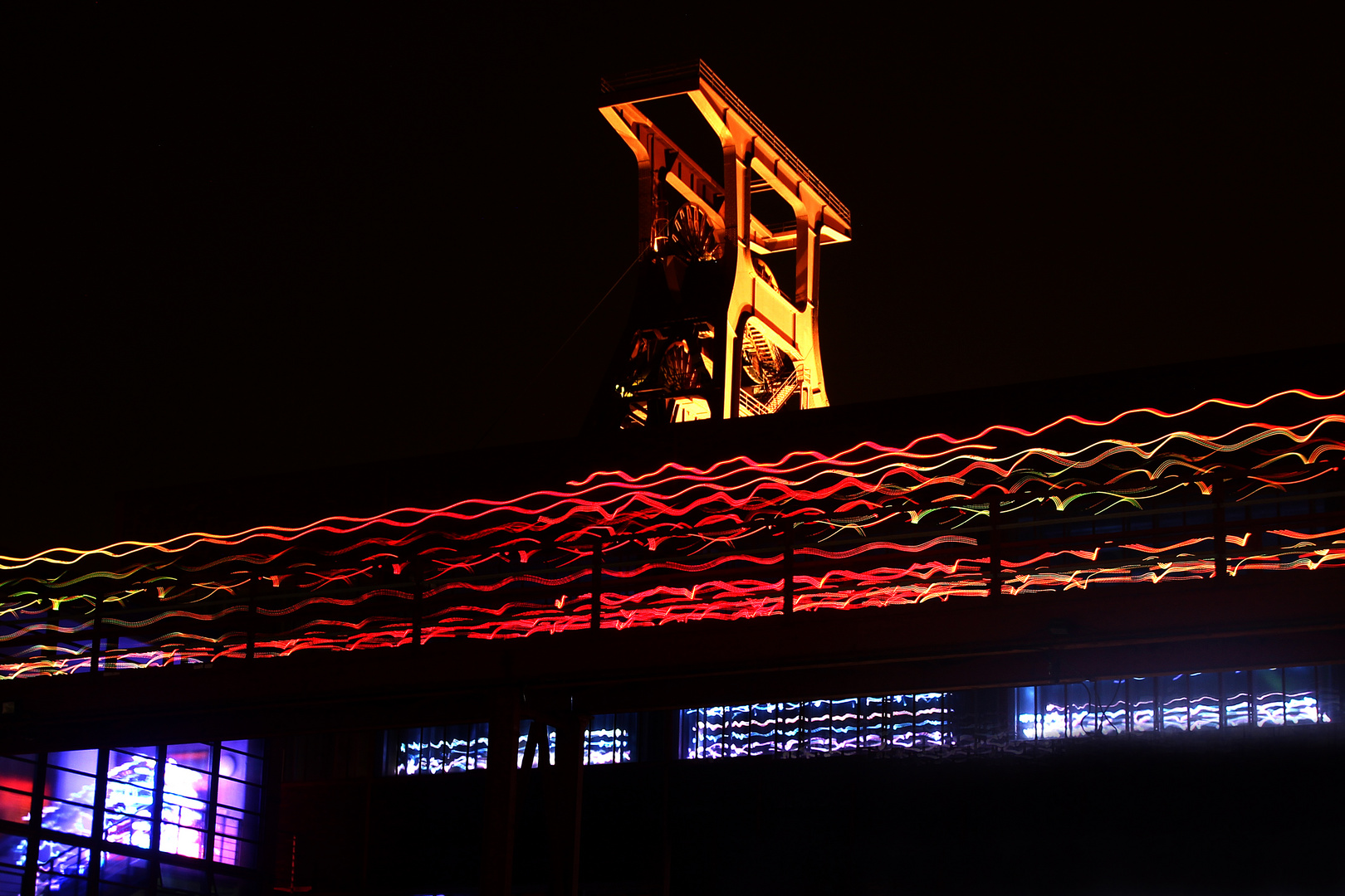 Zollverein Speed of Light 1
