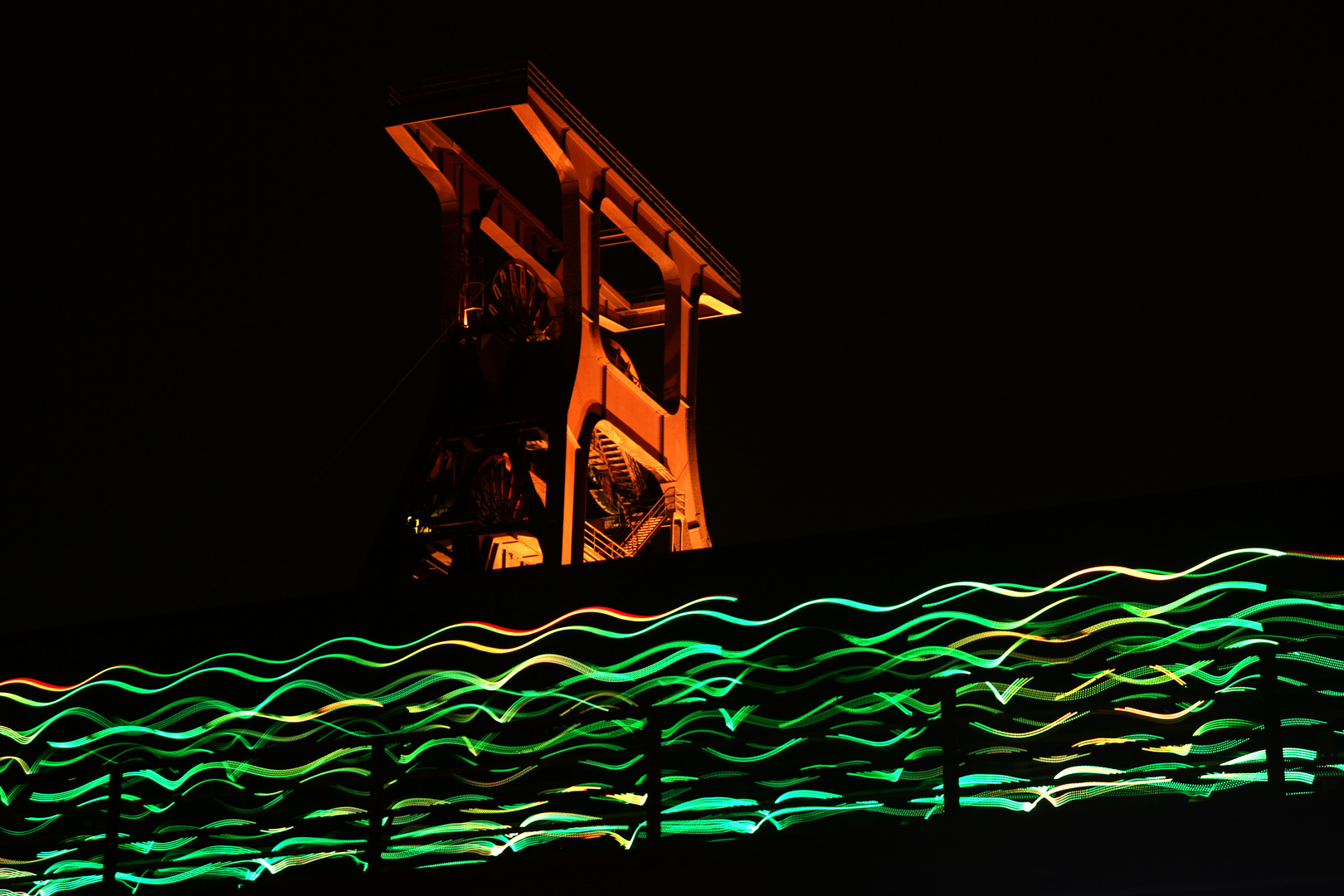 Zollverein Speed of Light 2