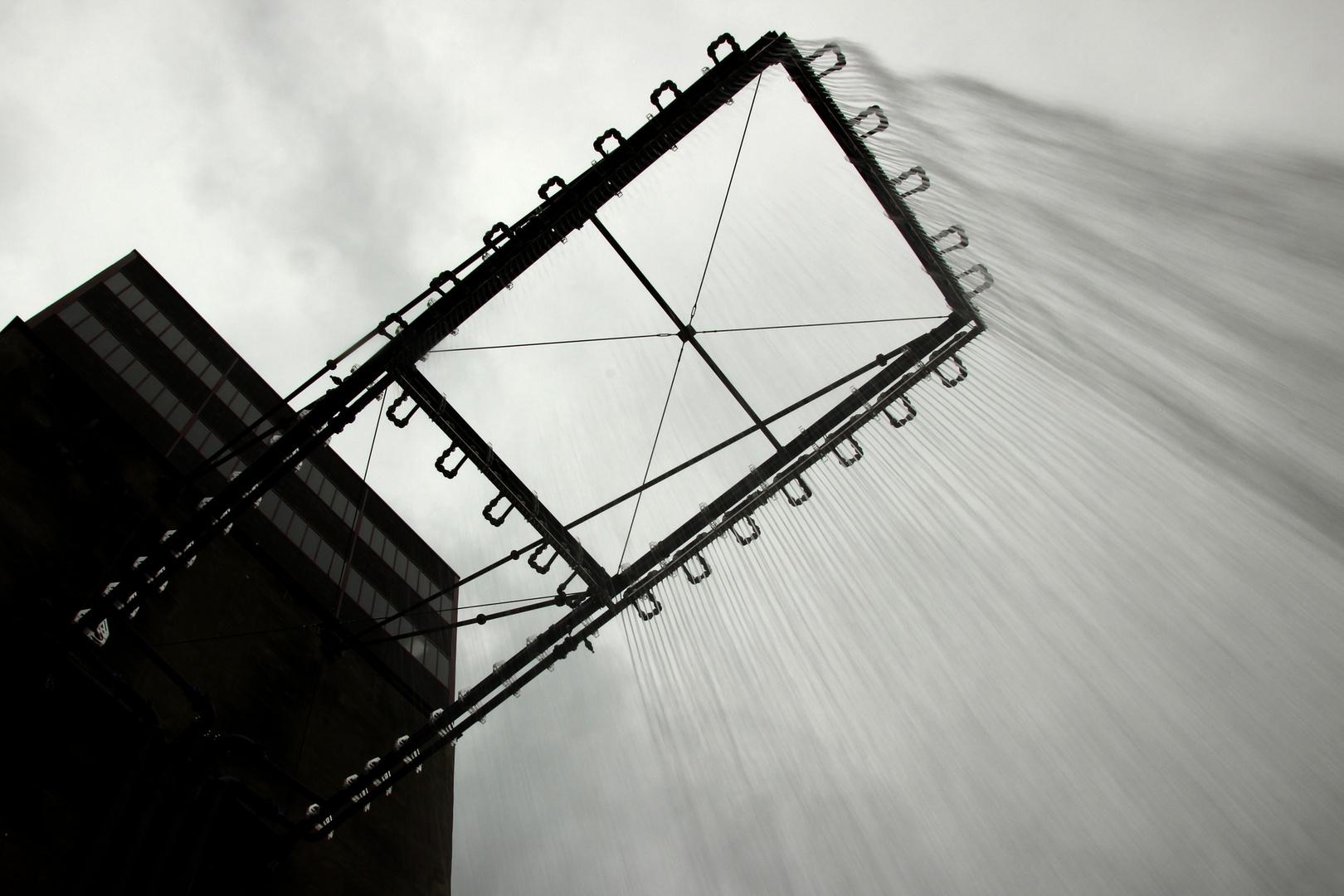 Zollverein Wasserinstallation 2