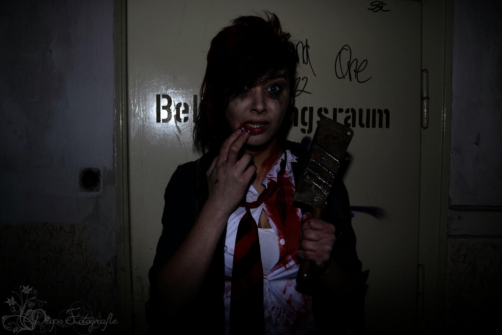 Zombie Apocalypse... ;)