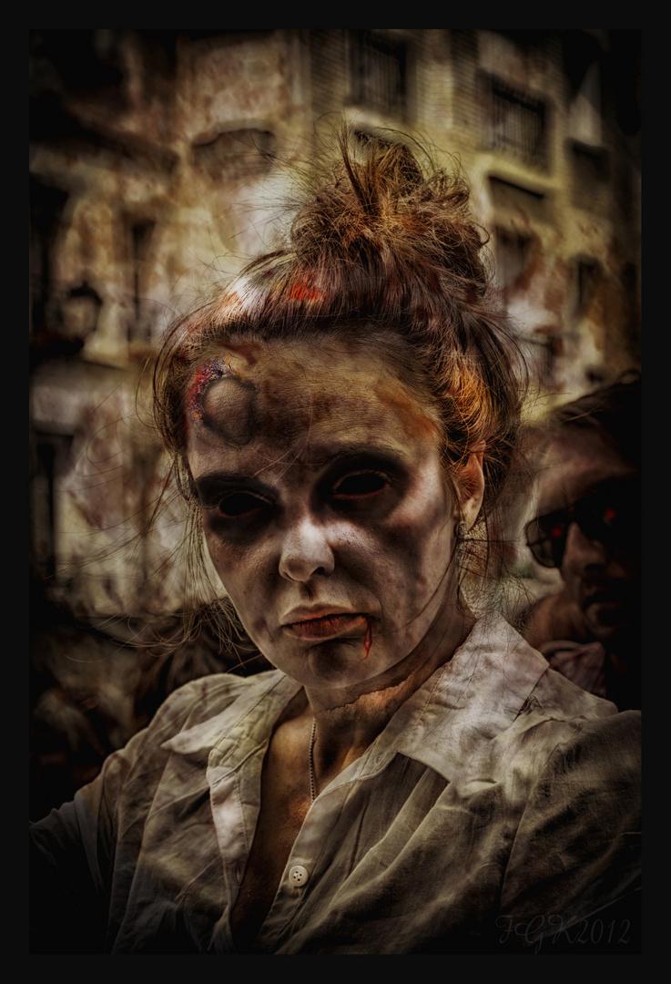 Zombie Girl 2 ( a Enric San Jaume)
