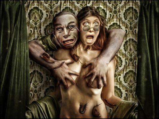 """Zombie in Love, wobei es natürlich auf den Blickwinkel der daran beteiligten """"Personen"""" ankommt ;-)"""