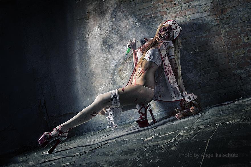 Zombie nurse 2