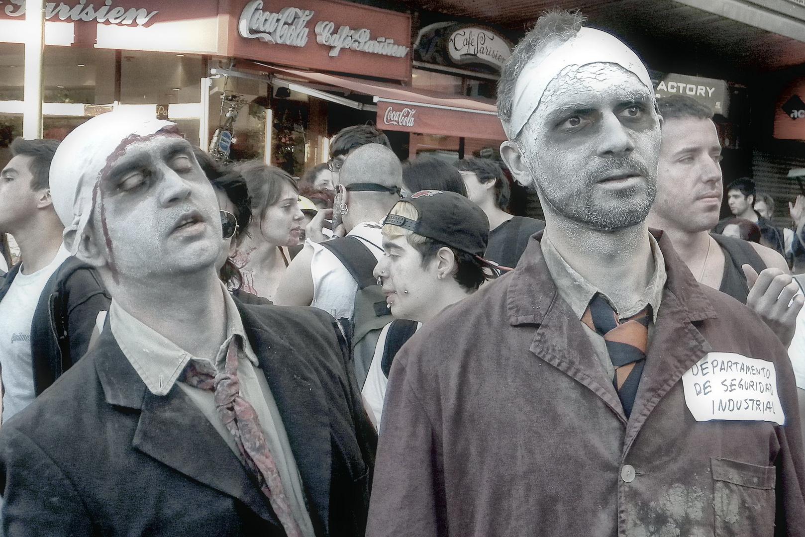 Zombies en Buenos Aires....!!!!!