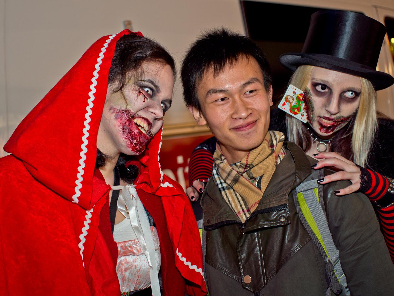 Zombiewalk Essen 2013