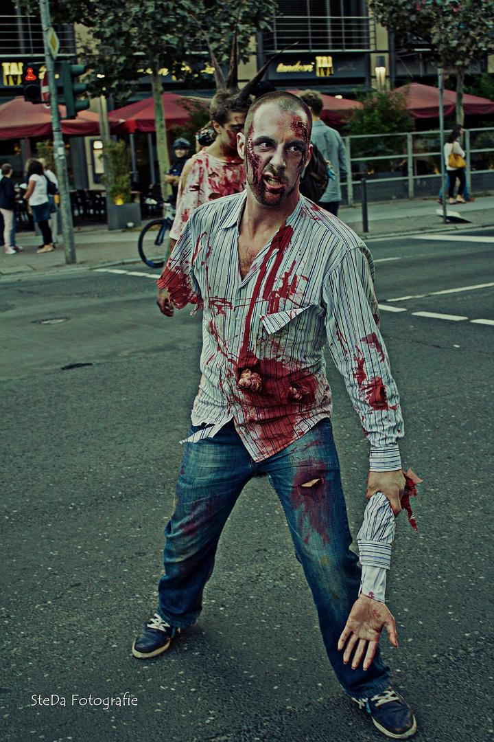 - Zombiewalk Frankfurt/M 2013 -