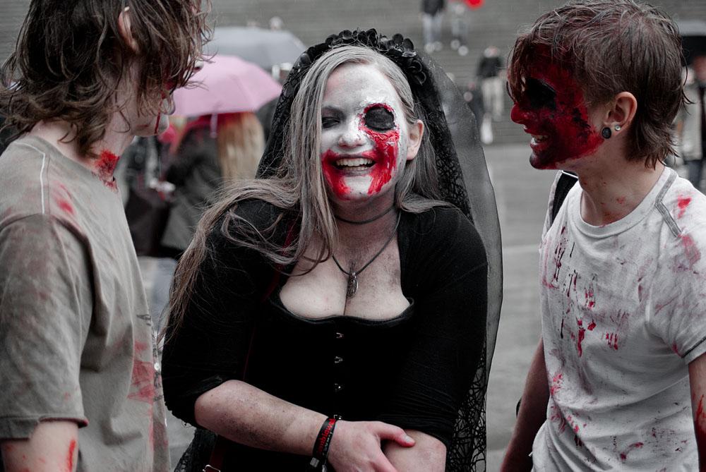 Zombiewalk Köln 2014