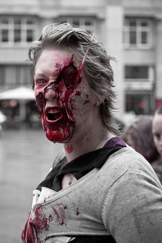 Zombiewalk Köln 2014 - Teil 2
