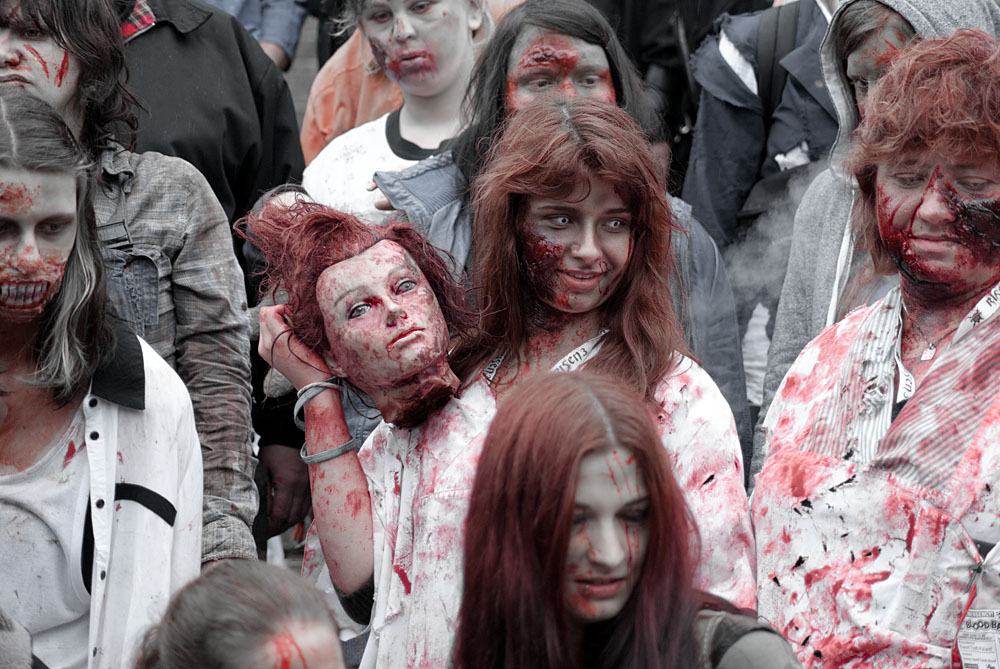 Zombiewalk Köln 2014 - Teil 3