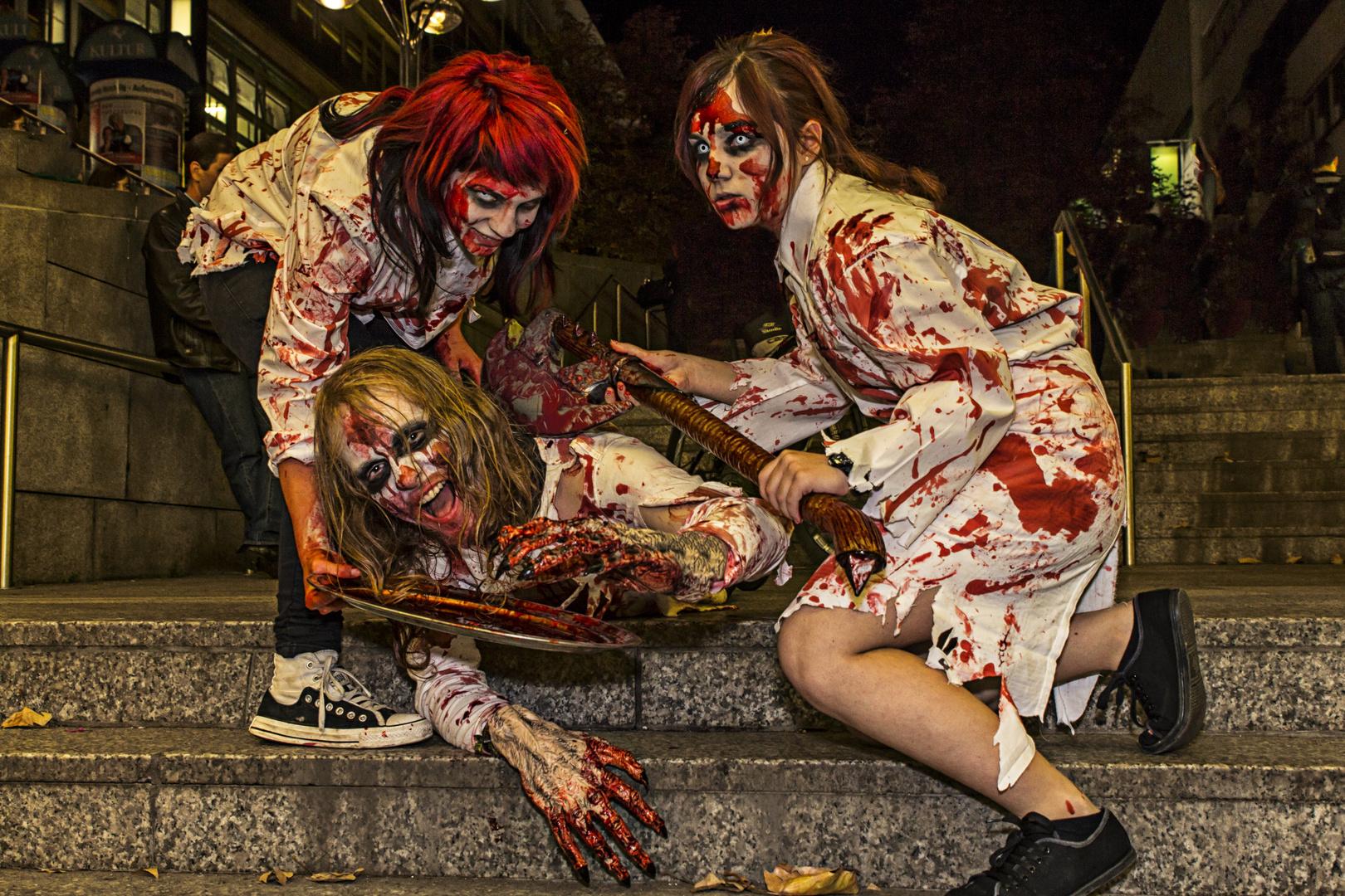 Zombiewalk Stuttgart