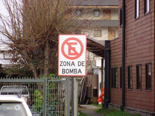 """Zona de Bomba"""