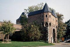 Zons - Festungstoreingang
