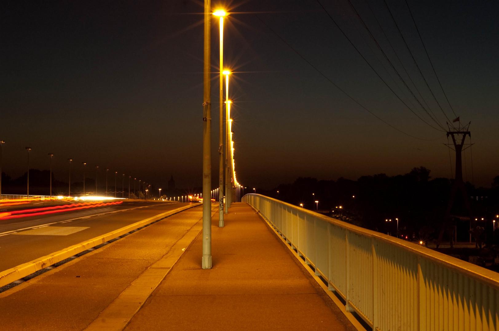 Zoobrücke in Köln