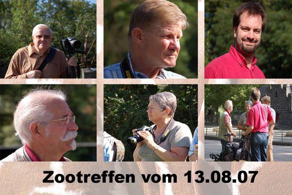 Zootreff am 13.08.07