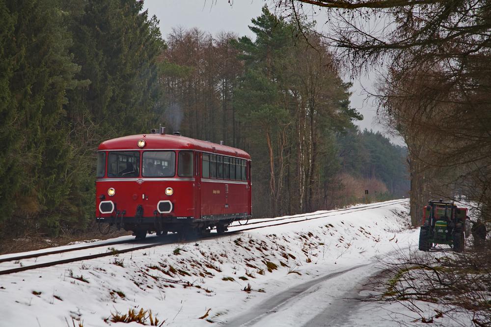 Zu Besuch bei der Hümmlinger Kreiseisenbahn e.V.