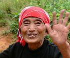 Zu Besuch bei einer der über 50 nationalen Minderheiten Chinas, den Aini, einer Untergruppe der Hani