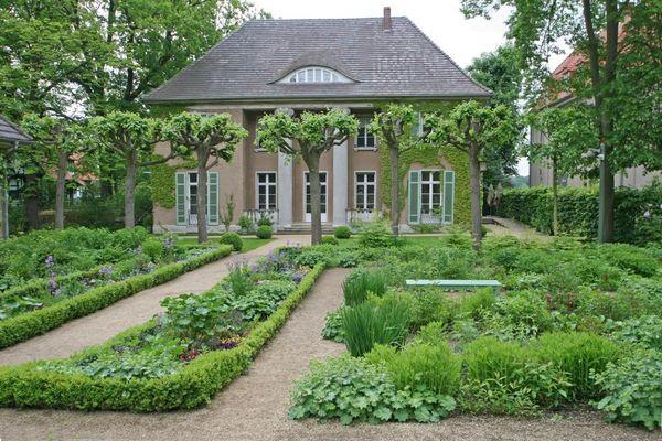 zu Besuch der Max Liebermann Villa am Wannsee 05.2014