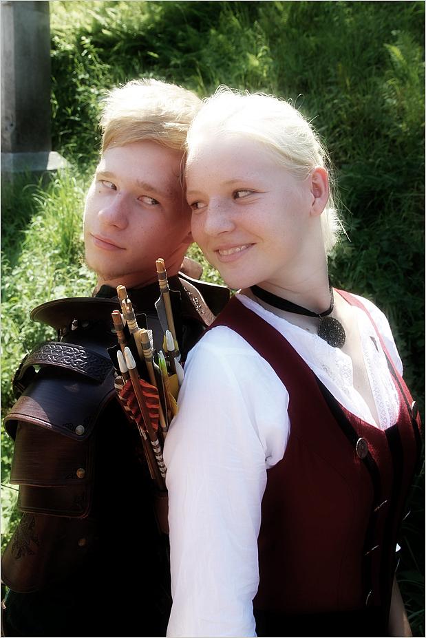 Zu Besuch im Mittelalter - 8