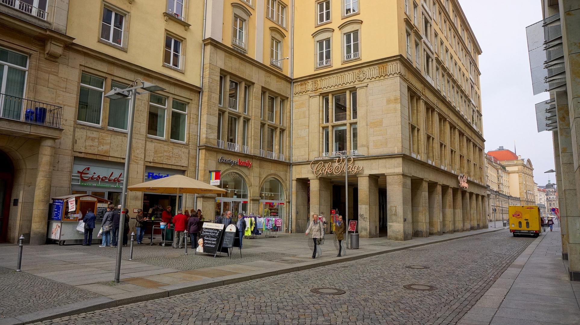 zu Besuch in Dresden XII (de visita en Dresden XII)