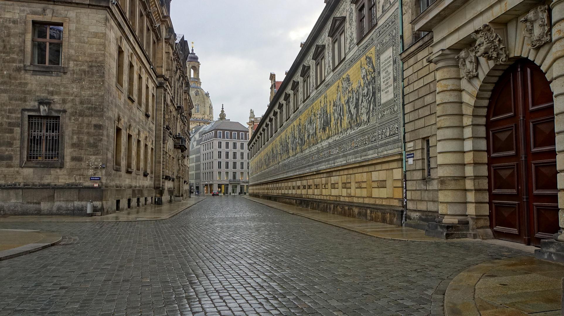 zu Besuch in Dresden XIII (de visita en Dresden XIII)
