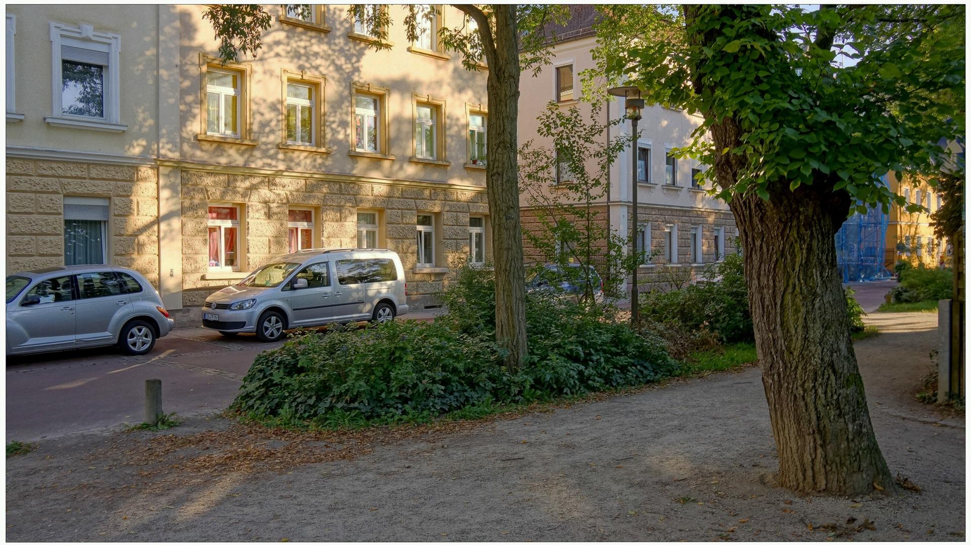 Zu Besuch in Erlangen bei meiner Tochter I (de visita en Erlangen a mi hija I)