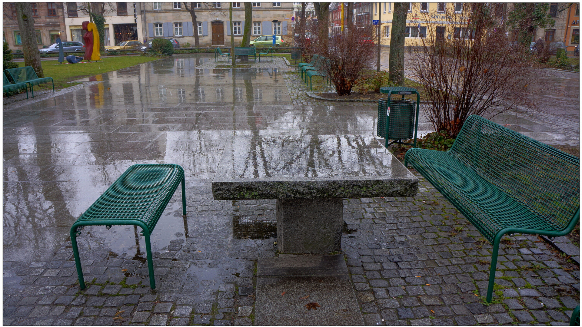 Zu Besuch in Erlangen VIII (de visita en Erlangen VIII)