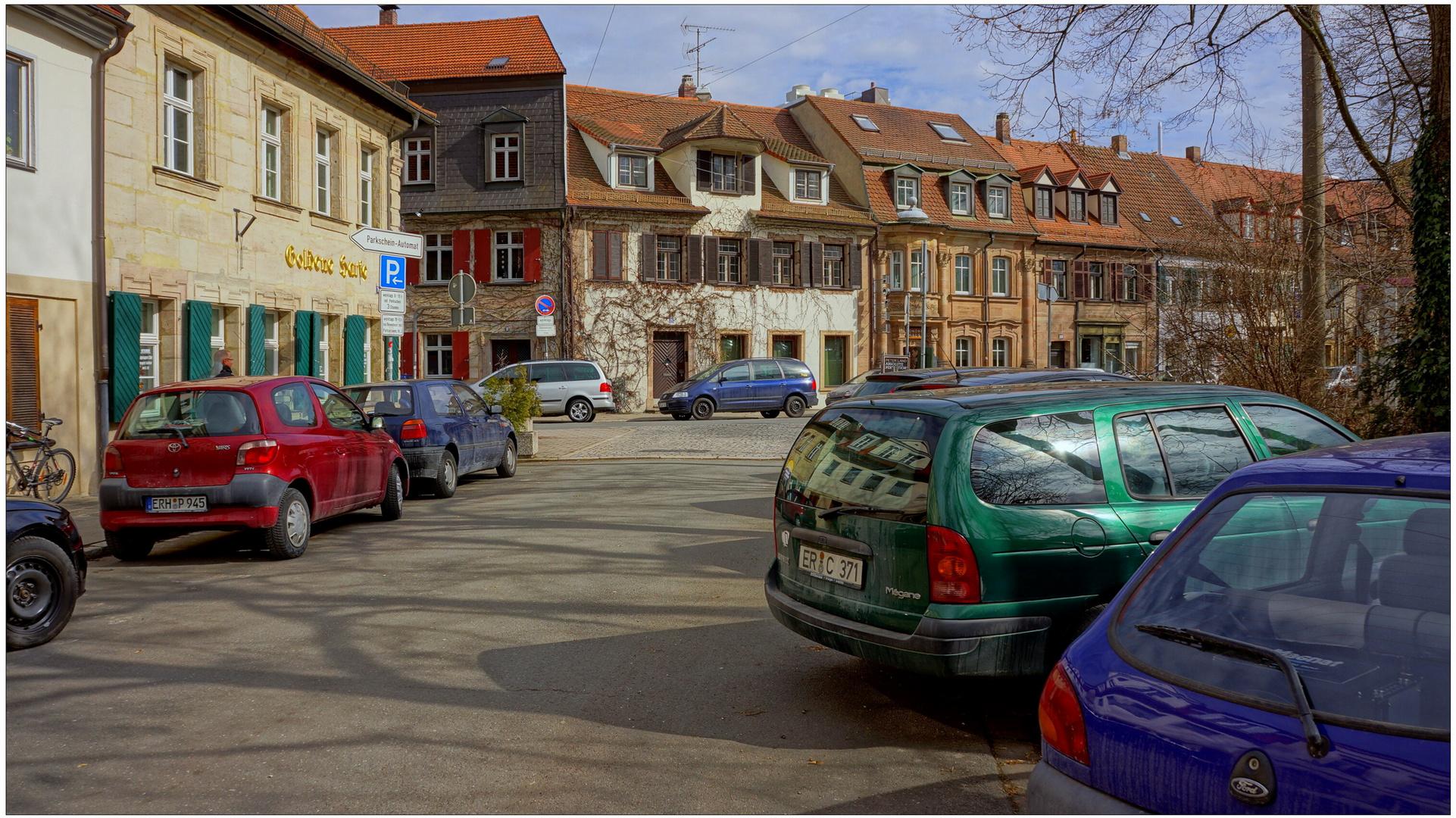 Zu Besuch in Erlangen X (de visita en Erlangen X)