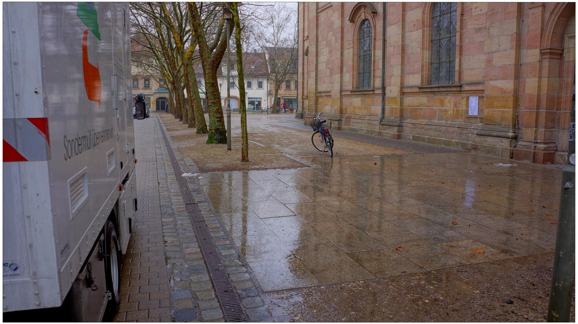 Zu Besuch in Erlangen XI (de visita en Erlangen XI)