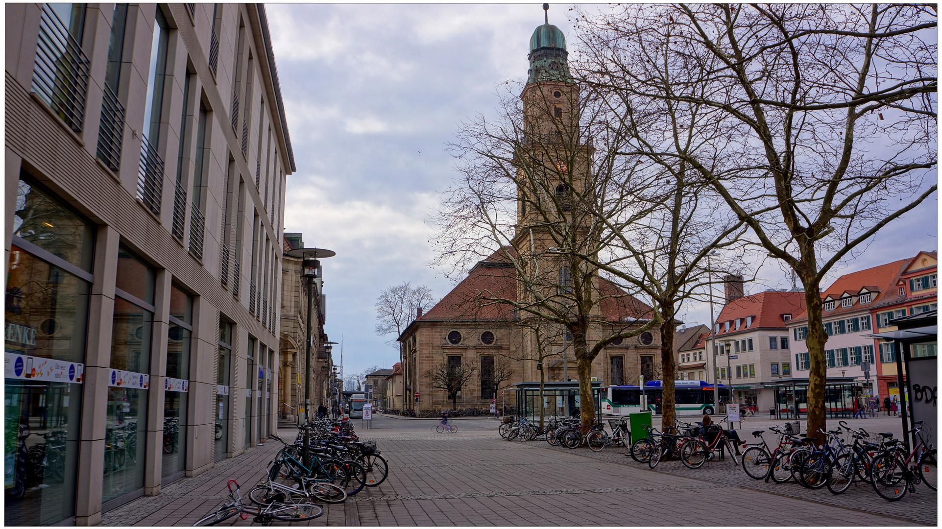Zu Besuch in Erlangen XII (de visita en Erlangen XII)