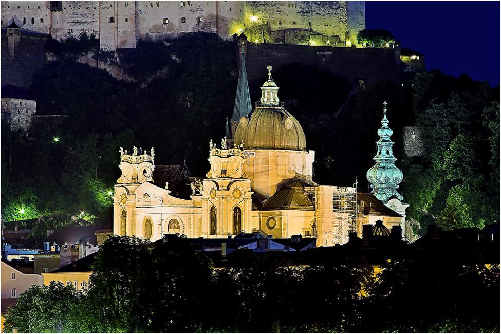 zu Besuch in Salzburg