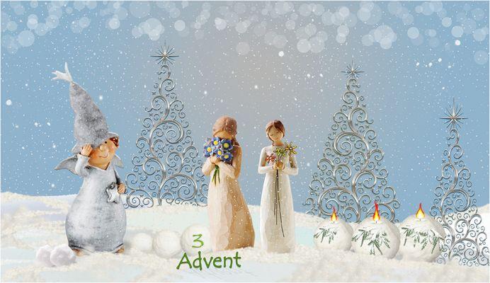 Zu dritte Advent.