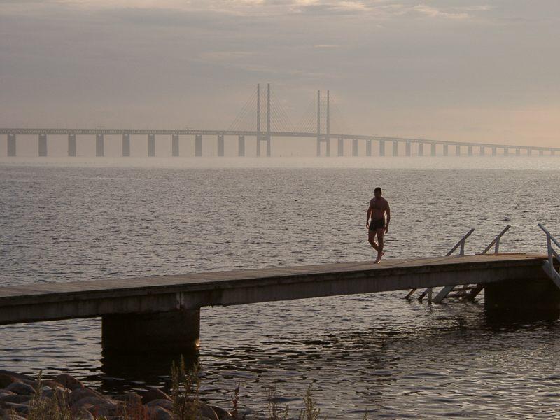 Zu Fuss nach Schweden